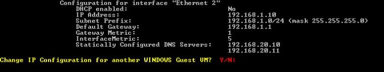 PCLI_IP&DNS_Mod9