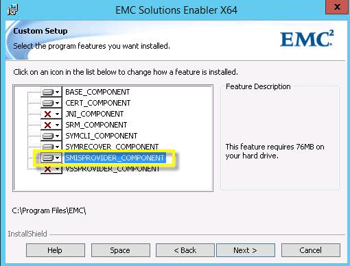 EMC VNX – SMI-S Configuration & Discovery – DavidRing ie