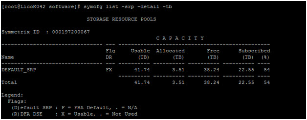 EMC VMAX3 – CLI Cheat Sheet – DavidRing ie