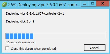ViPR 3.6 Install & Config12