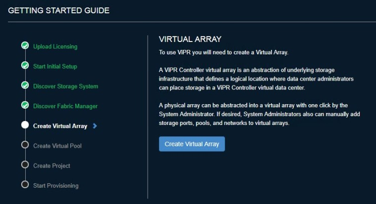ViPR 3.6 Install & Config29