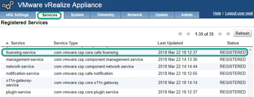 vRealize Automation – Shutdown / Startup Sequence – DavidRing ie