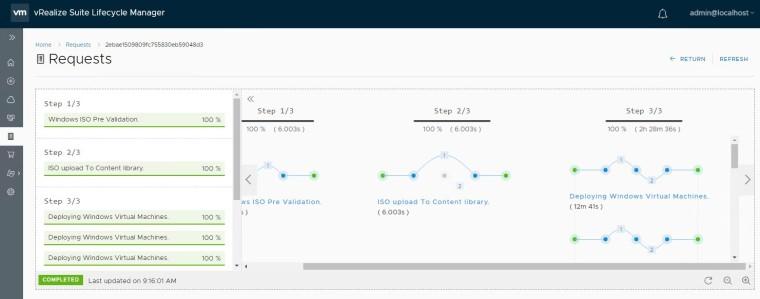 Deploy vRealize Suite Levergaing vRSLCM23