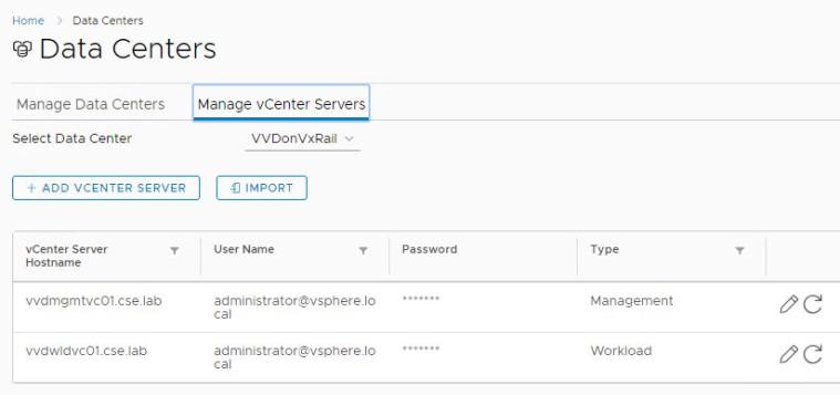 Deploy vRealize Suite Levergaing vRSLCM4