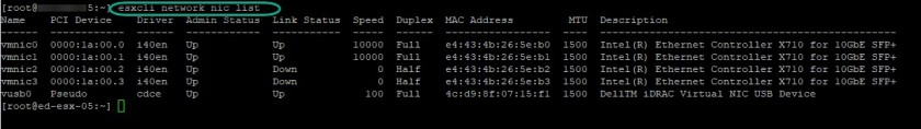 vxrail nic type2