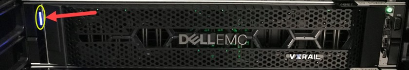 vxrail add disk group8b